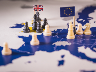 "International Trade Webinar: ""Brexit: Three Years Old and Now Running Out of Steam – Or Is It?"""